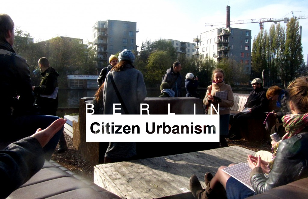 citizen urbanism