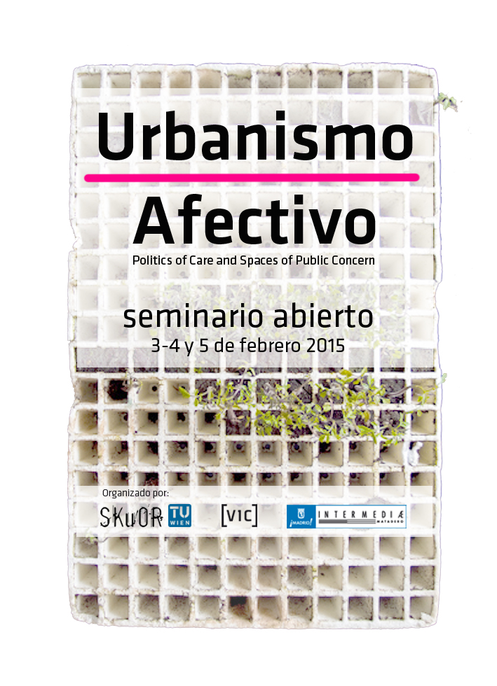 Urbanismo afectivo
