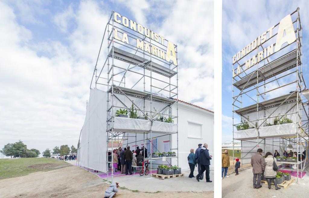 laboratorio de innovación urbana y ciudadana